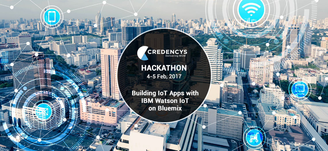Credencys to build IoT solutions with IBM Watson IoT platform
