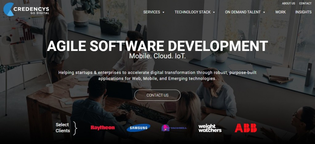 Agile Software Development Company in USA,
