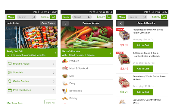 on-demand-grocery-app-Peapod