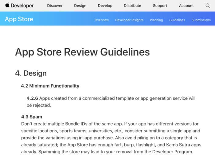 apple-guidelines