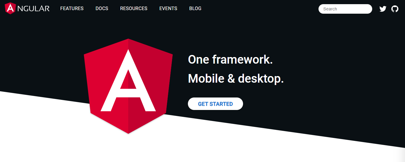 Angular Website