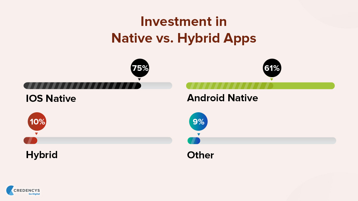Investment in Native vs Hybrid Apps