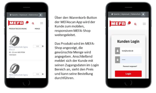 MEFA - Use Case of Industrial Equipment Company
